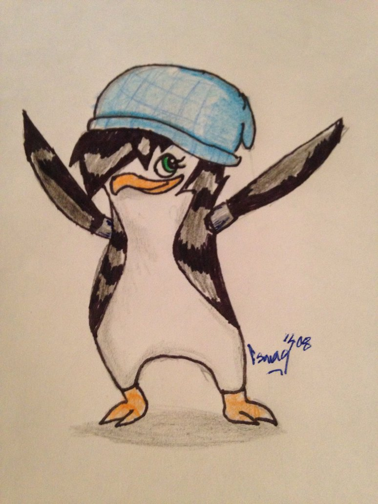 My pinguim revamp!