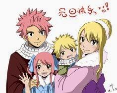 NATSU ,Lucy,nashi,and nash