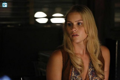 Teen テレビ shows 壁紙 with a portrait called NBC Aquarius - Claire Holt