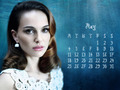 natalie-portman - NP.COM Calendar - May wallpaper
