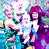 Neil Patrick Harris photo called Neil, David, Harper & Gideon