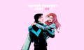 Never Perfect - dc-comics fan art