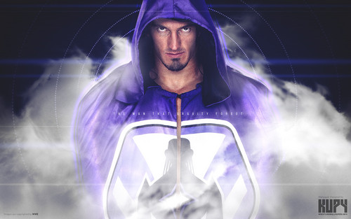 WWE wallpaper possibly with a fountain titled Neville - The Man That Gravity Forgot
