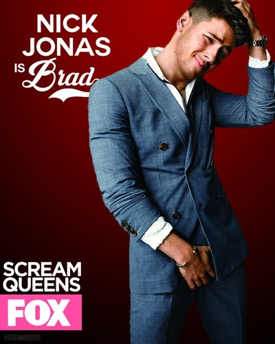 Nick Jonas wallpaper containing a business suit, a suit, and a well dressed person called Nick Jonas New Tv Show