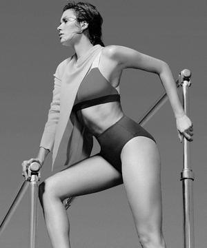 Nina Dobrev for SELF Magazine