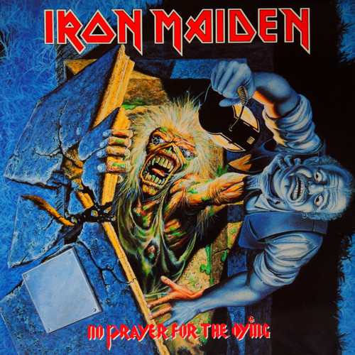 Iron Maiden پیپر وال containing عملی حکمت titled No Prayer for the Dying