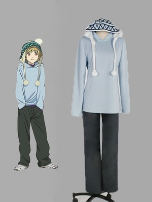 노라가미 Yukine cosplay costume