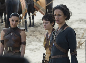 Obara, Tyene and Ellaria Sand
