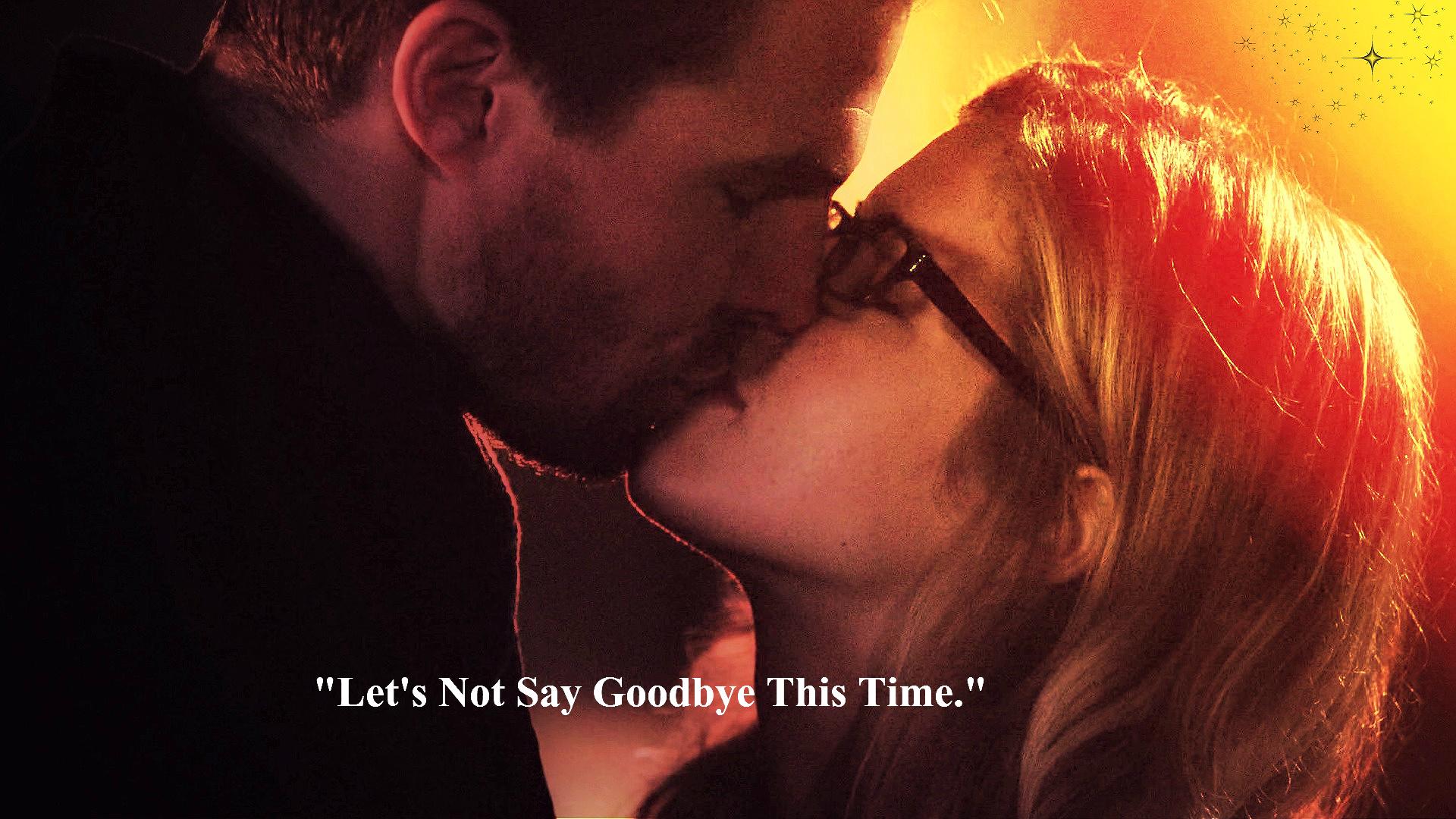 Oliver and Felicity fond d'écran