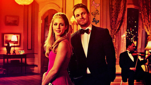 Oliver & Felicity fond d'écran probably with a dress suit and a business suit entitled Oliver and Felicity fond d'écran
