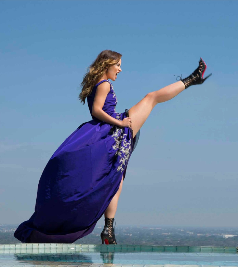 Olivia Wilde - Harper's Bazaar Photoshoot - September 2013