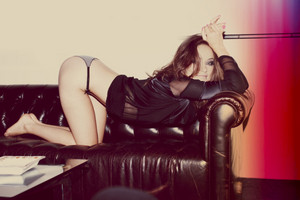 Olivia Wilde's 'Morning Beauty' Photoshoot for GQ Italy - 2010