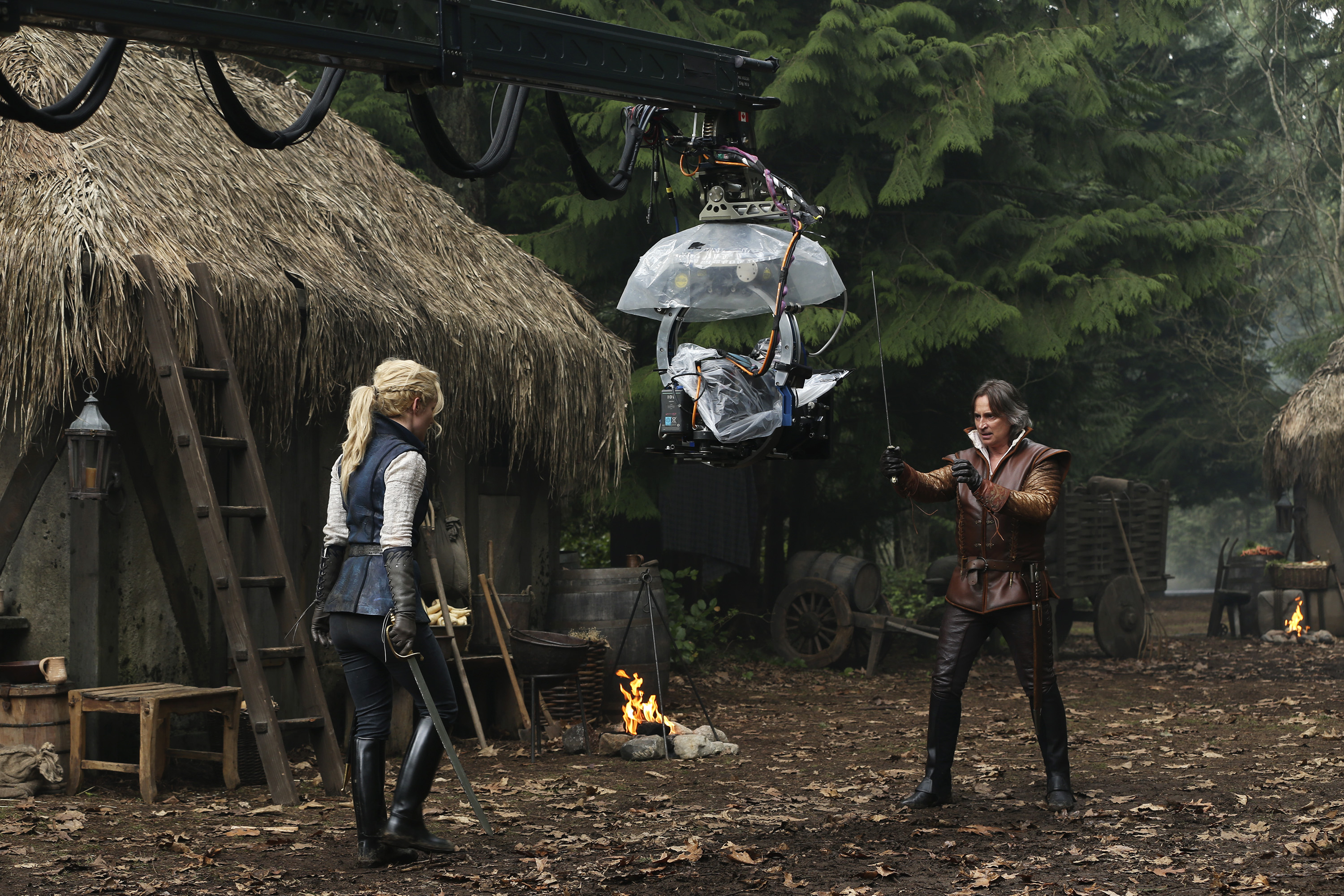 Once Upon A Time - Episode 4.22 - Operation một loại chồn, cá hồi, mongoose