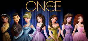 Once Upon A Time Princesses