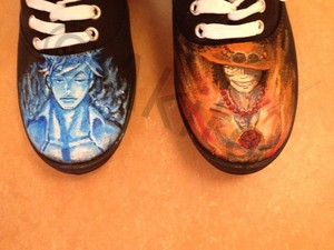 One Piece shoes