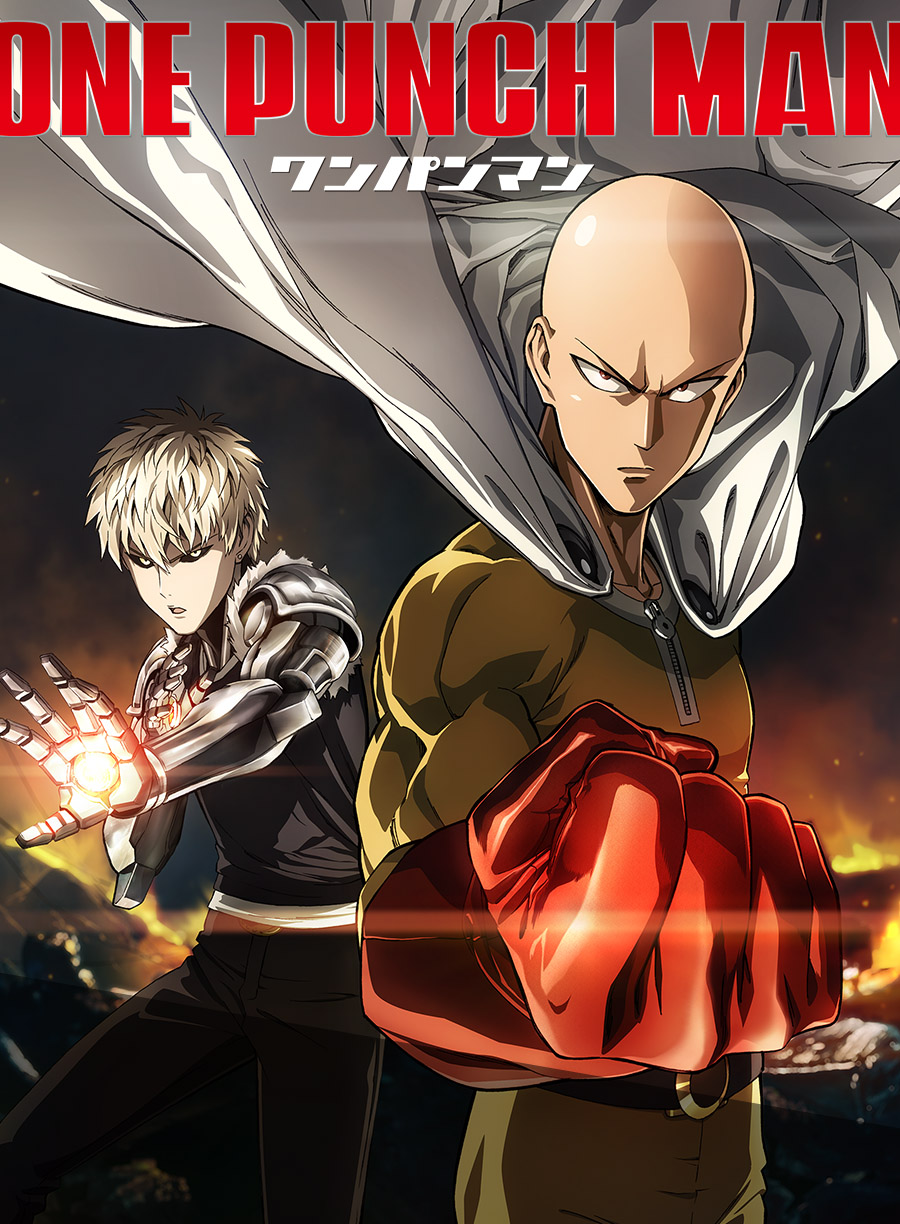 Onepunch Man Images One Punch Man Anime Poster Hd