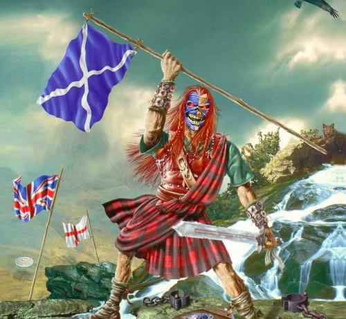 Iron Maiden wallpaper called Original Artwork