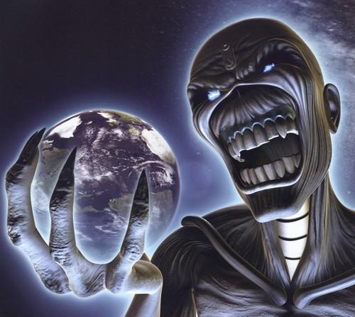 Iron Maiden wallpaper entitled Original Artwork