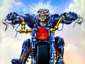 Original Artwork - iron-maiden photo