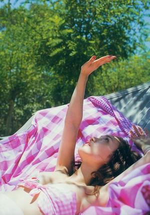 Oshima Yuko Photobook Nugiyagare!