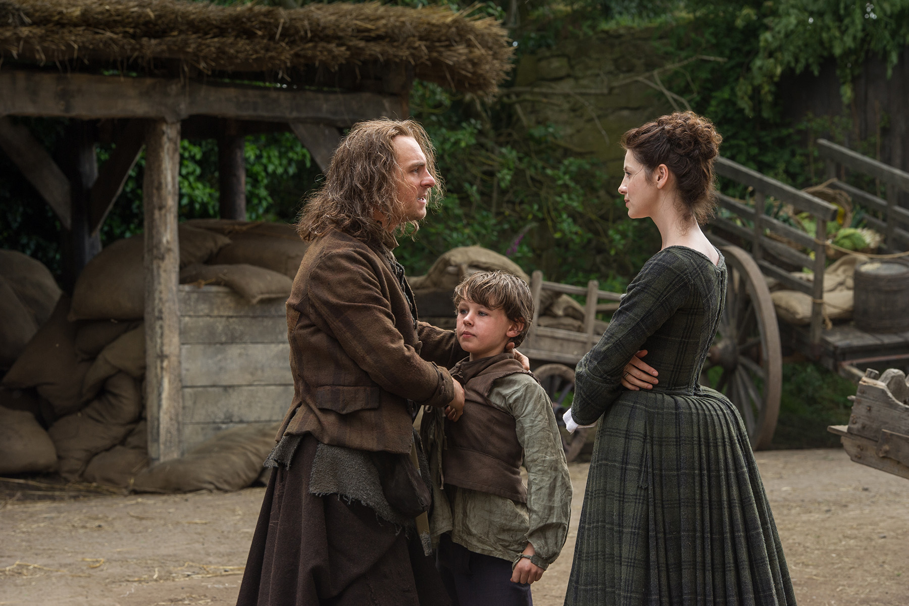Outlander - Episode 1.12 - Lallybroch
