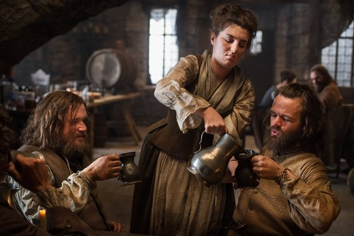 outlander serie de televisión 2014 fondo de pantalla called Outlander - Episode 1.15 - Wentworth Prison