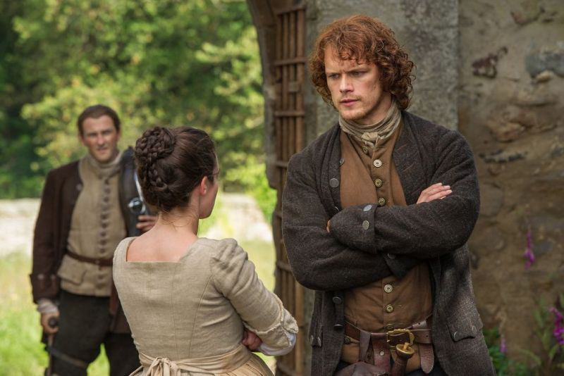 """Outlander """"Lallybroch"""" (1x12) promotional picture"""
