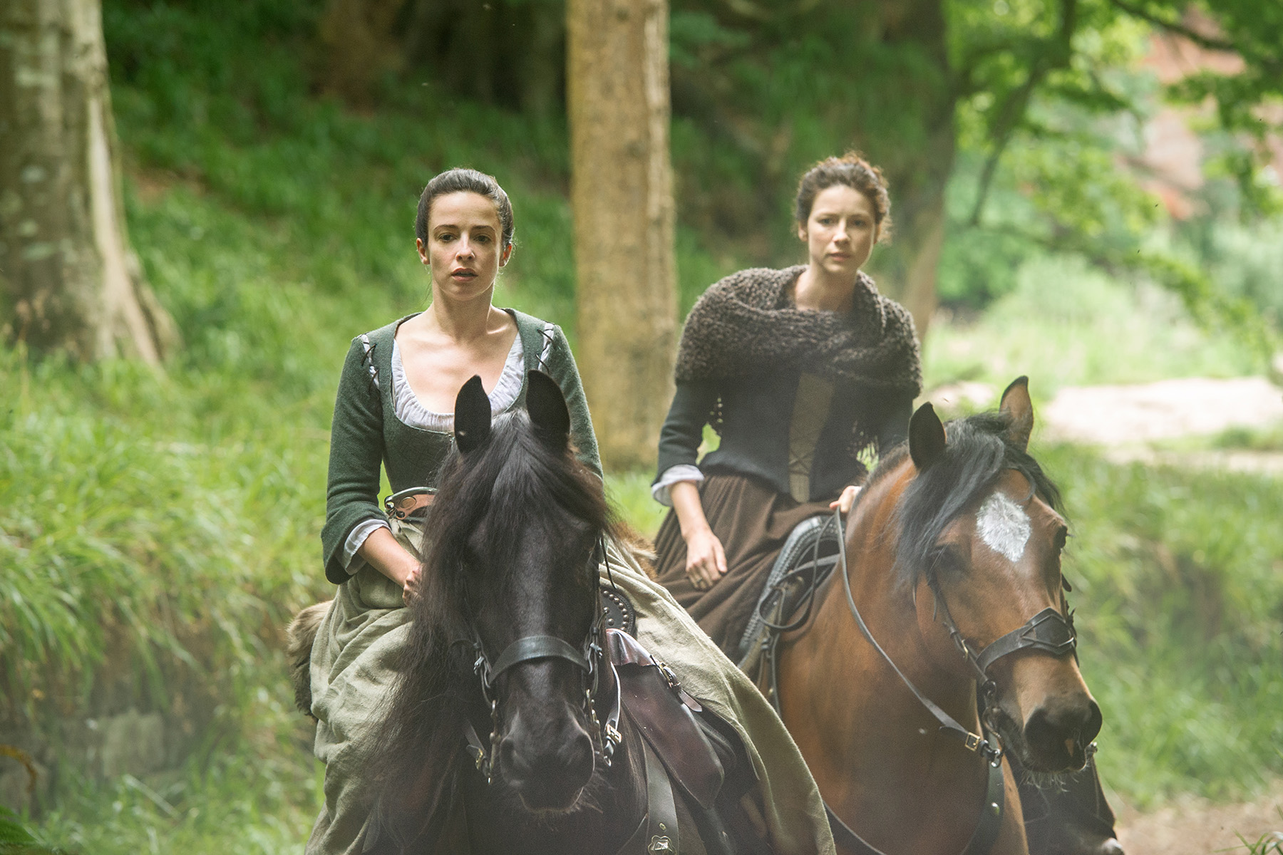 """Outlander """"The Search"""" (1x14) promotional picture"""
