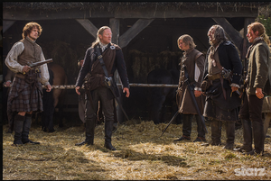 """Outlander """"The Watch"""" (1x13) promotional picture"""