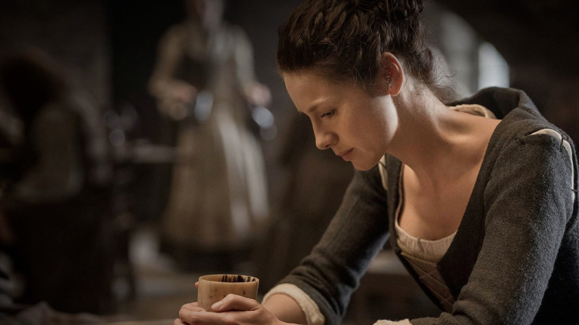 """Outlander """"Wentworth Prison"""" (1x15) promotional picture"""