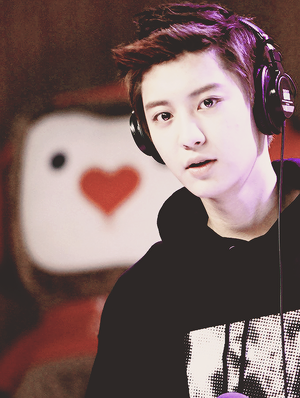 Park Chanyeol cool