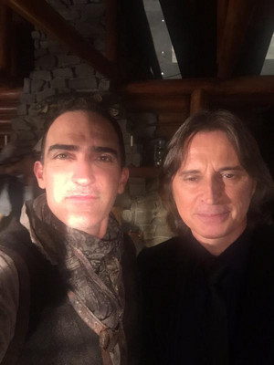 Patrick Fischler and Robert Carlyle