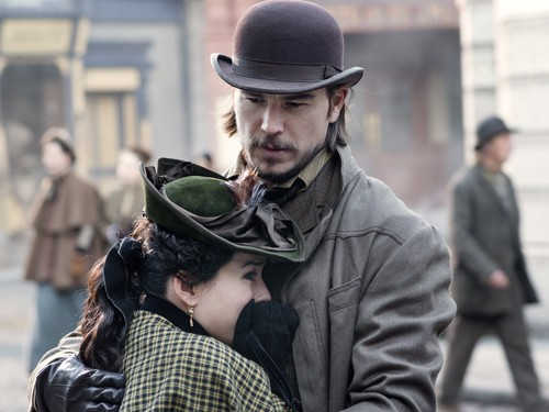 penny dreadful fondo de pantalla probably containing a fedora, a green beret, and a boater entitled Penny Dreadful - Episode 2.04