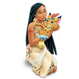 Pocahontas and Pounce