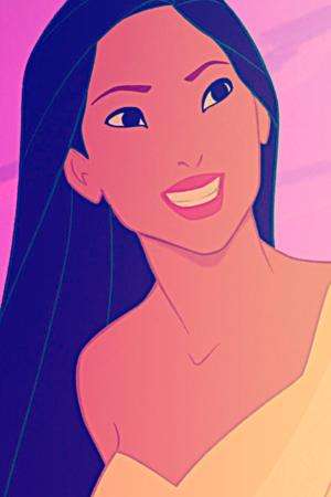Pocahontas iPhone 4 Background
