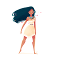 Pocahontas - pocahontas fan art