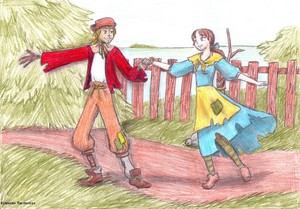 Polly and the Scarecrow