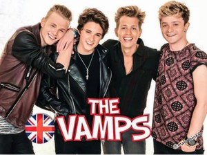 Possible プロフィール pic for The Vamps ファン Club :)