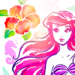 Princess Ariel - disney-princess icon