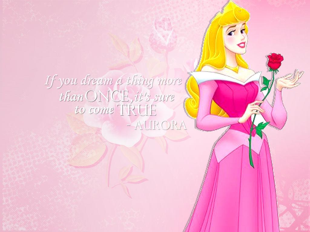 Princess Aurora karatasi la kupamba ukuta