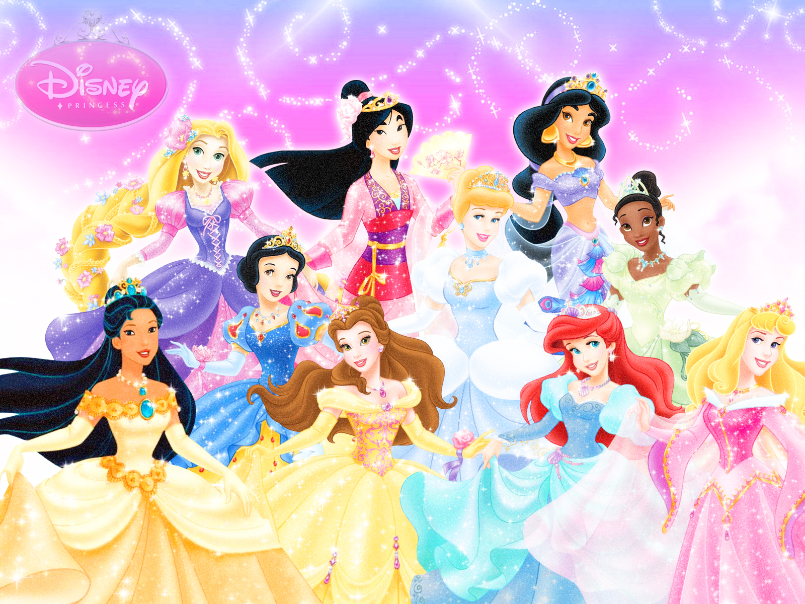 Princess Club Icon