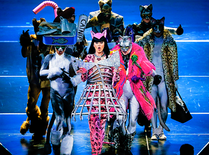 Prismatic World Tour in Shangai