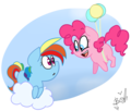 बिना सोचे समझे Ponies