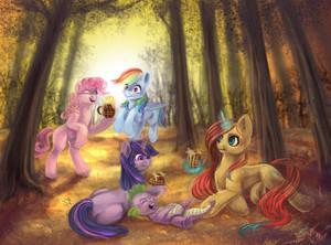 misceláneo ponies