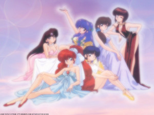 Ranma 1/2's Girls