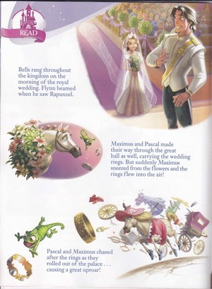 Rapunzel and Flynn: Best dia Ever Part 5 (Wedding)