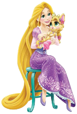 Rapunzel and Summer