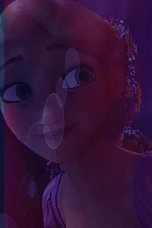 Rapunzel iPhone 4 Background