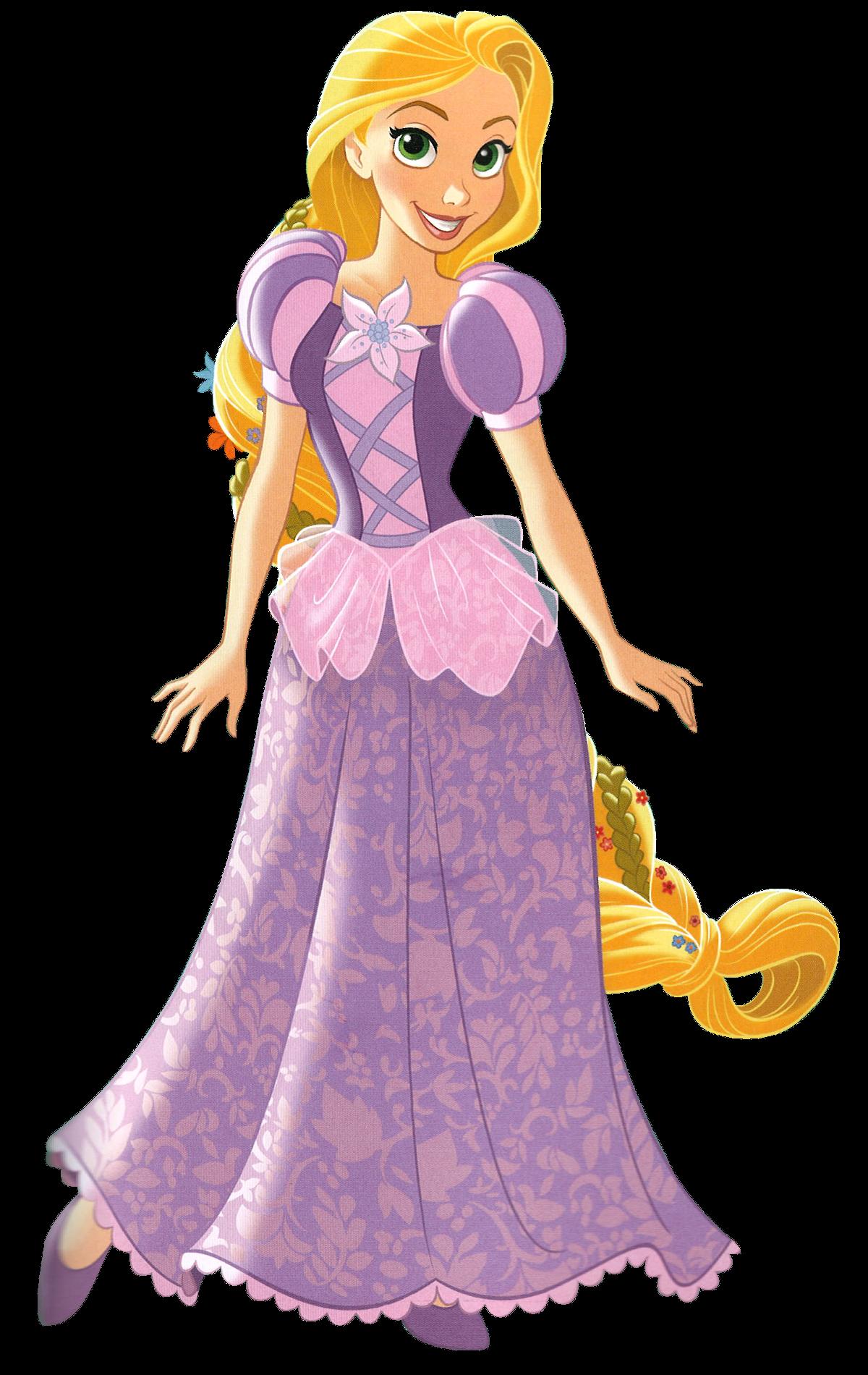 Rapunzel - .png file