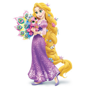 Rapunzel's new pet